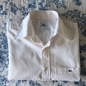 Lacoste Button Up